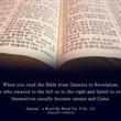 [Proverbs 6] NO.151