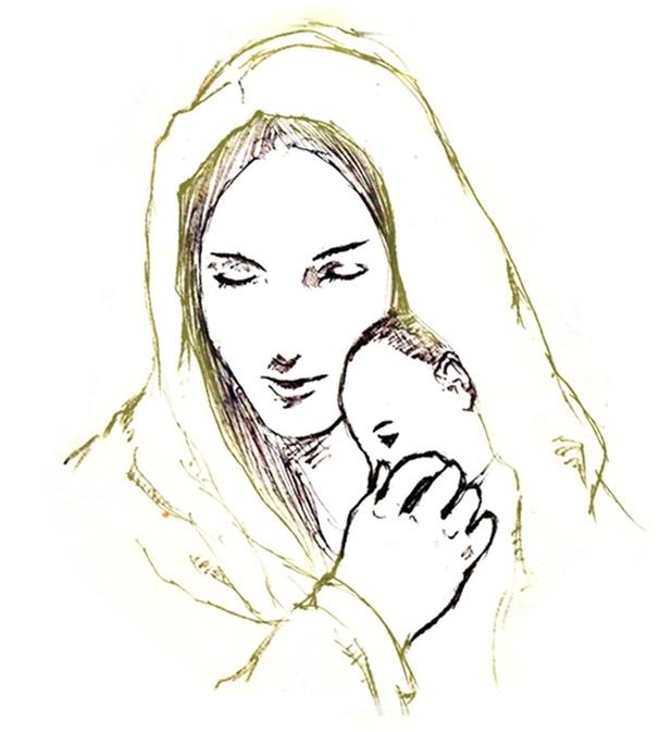 妈妈基督教歌谱